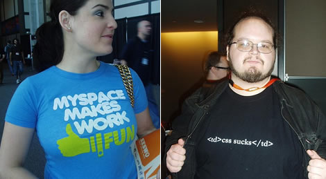 Geek Shirts SXSW