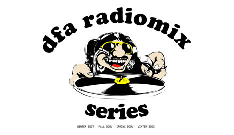 DFA Records - Radiomixes gratis downloaden