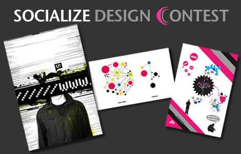 Gewinner Socialize Design Contest