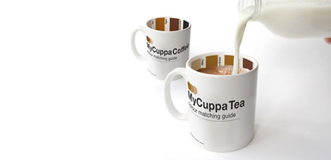 MyCuppa Tea & Coffee