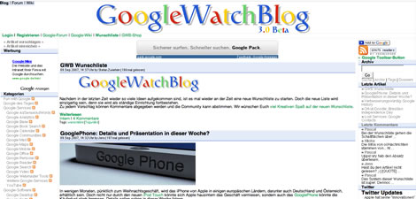 http://www.googlewatchblog.de/