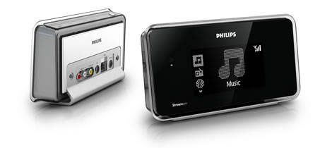 W-LAN Radio Philips NP1100 Streamium