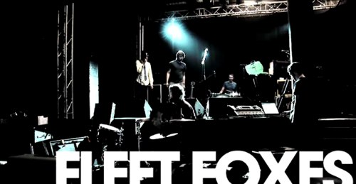 blogotheque - fleet foxes