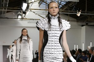 Paris Fashion Week: Gareth Pugh