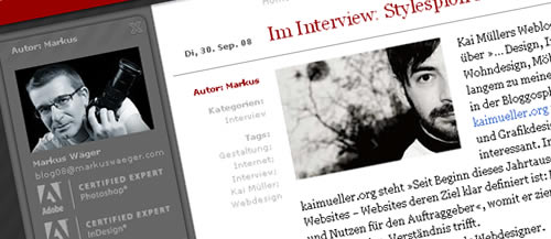Interview Kai Müller