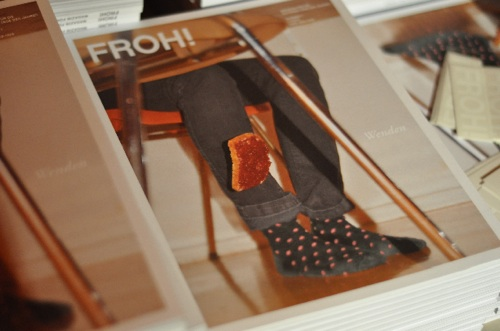 froh magazin titel