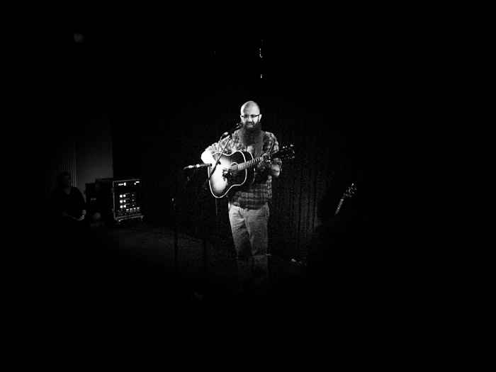 william fitzsimmons berghain